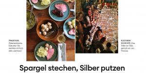 """KochTafelKultur im """"Schaufenster"""""""